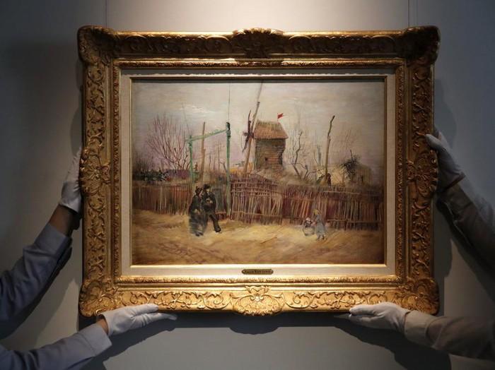 Lukisan Langka Vincent Van Gogh
