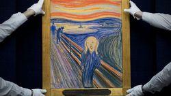 Teka-teki Kalimat di Lukisan The Scream Akhirnya Terpecahkan