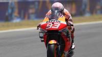 Honda Yakin Marc Marquez Akan Bangkit