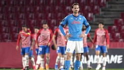 Napoli Vs Granada: Menang 2-1, Partenopei Tetap Tersingkir
