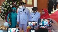 Resmi Dilantik, Wali Kota Surabaya Siap Bersinergi dengan Pemprov Jatim