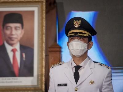 Gibran Tolak Lockdown Seluruh Jawa, Tidak Adil, Solo Lebih Sehat