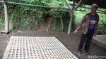 Perajin Bilik Bambu Bertahan di Tengah Modernisasi