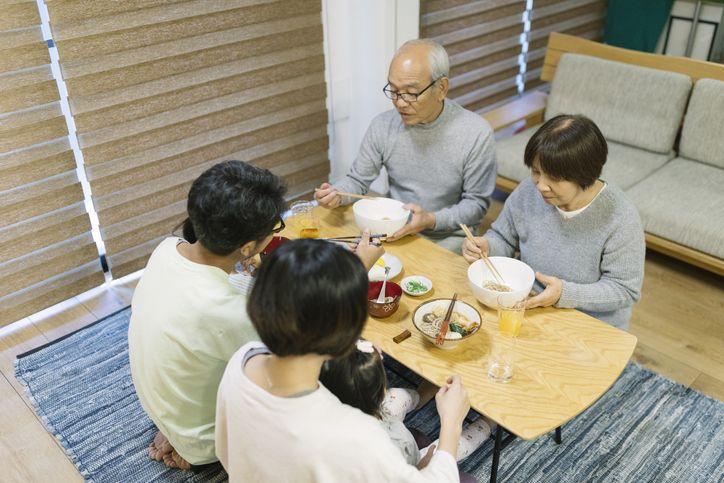 pola makan panjang umur orang jepang