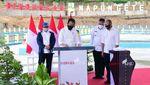 Potret Bendungan Napun Gete yang Diresmikan Jokowi