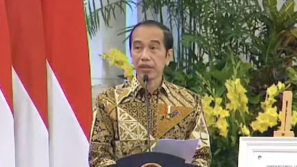 Harlah NU ke-98, Jokowi Minta Dukung Vaksinasi COVID-19