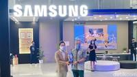 Samsung Buka Toko Hadirkan Pengalaman Lengkap Ekosistemnya