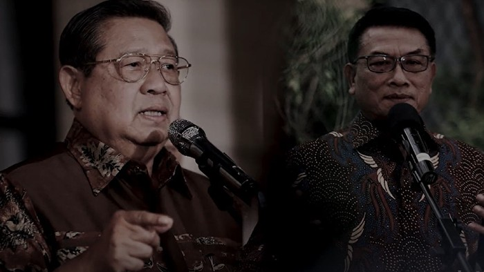 SBY Vs Moeldoko: Perang Antar Pensiunan Jenderal