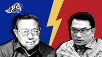 SBY vs Moeldoko di Pusaran Isu Kudeta PD