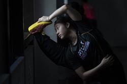 Semangat Atlet Wushu Bersiap Sambut Kejuaraan di Masa Pandemi