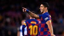 Barcelona Rindukan Suarez seperti Real Madrid ke Ronaldo