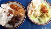 Nasi Uduk di Depok Ini Pakai Lauk Sultan, Semur Sengkel Rp 40 Ribu!