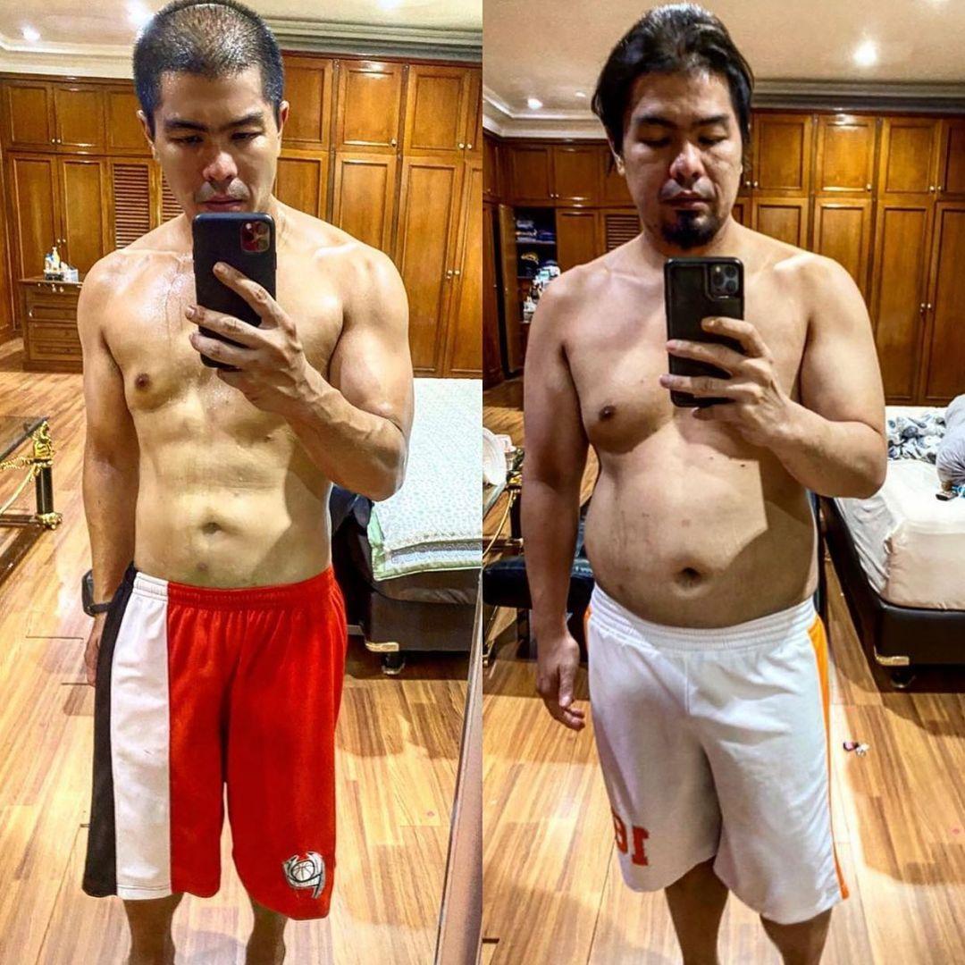 Tips Diet Bams Samsons yang Turunkan BB 22 Kg dalam 3,5 Bulan