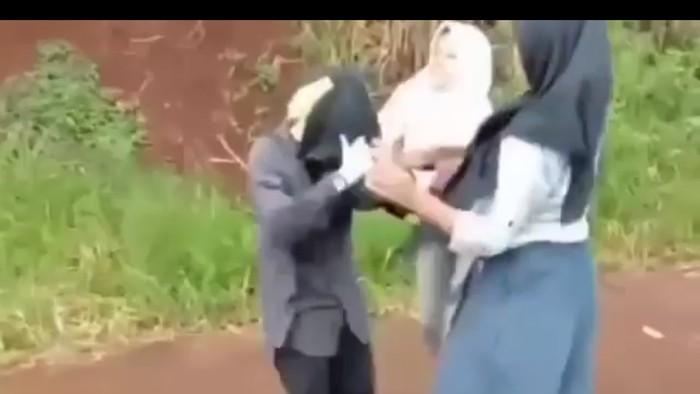 Viral aksi perundungan bocah di Bandung Barat