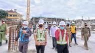 Catat! Janji Wali Kota Gibran: Proyek Pasar Legi Solo Selesai September