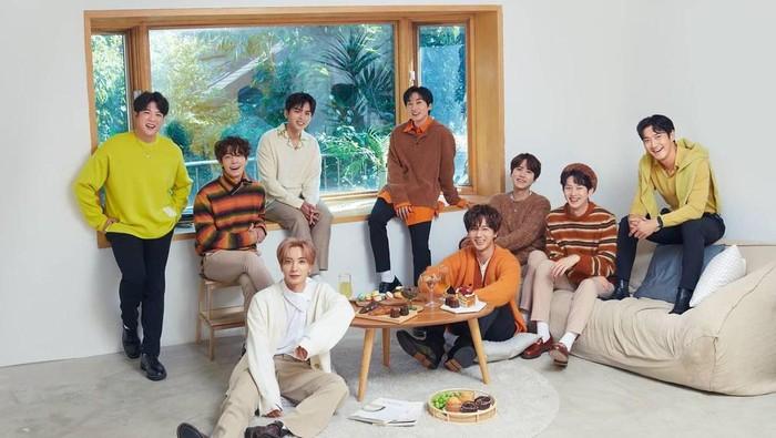 Album baru Super Junior