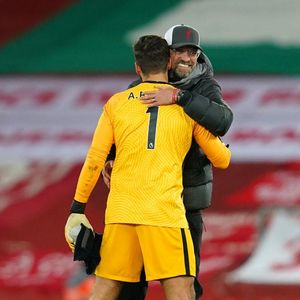Klopp No Comment Soal Alisson