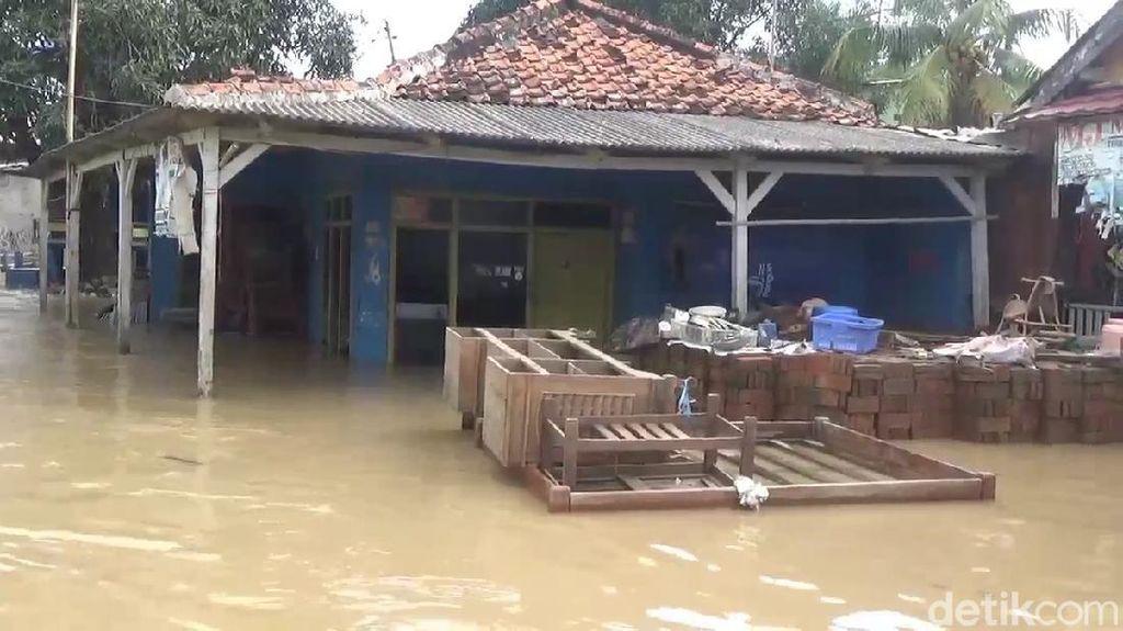 BPBD: Siaga Bencana Banjir dan Longsor di Selatan Jabar 27-28 Februari