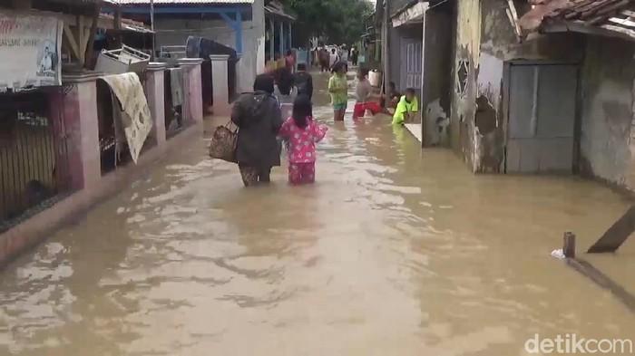 Banjir di Pamunakan Subang