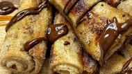 Resep Biscoff French Toast Gulung Buat Sarapan Kekinian