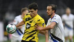 Borussia Dortmund Vs Arminia Bielefeld: Die Borussen Menang 3-0