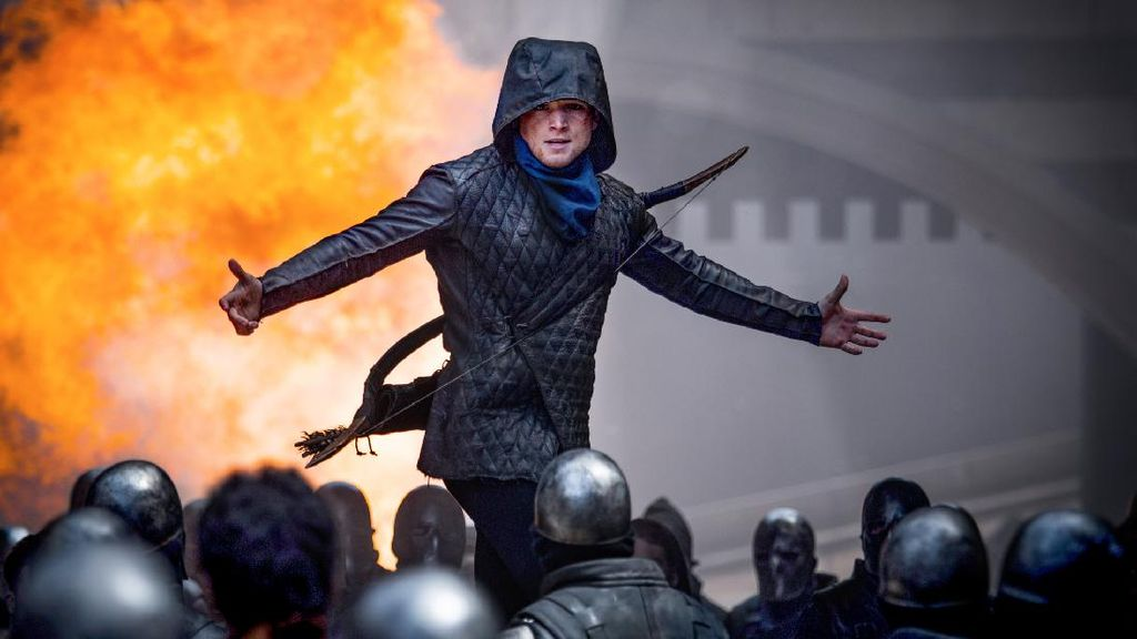 Sinopsis Robin Hood, Aksi Taron Egerton di Sahur in The Movies