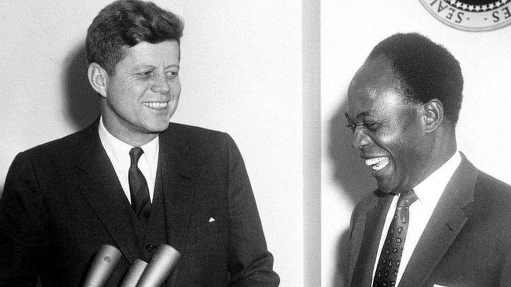Foto-foto Ungkap Upaya John F Kennedy Ajak Negara Afrika Jauhi Uni Soviet