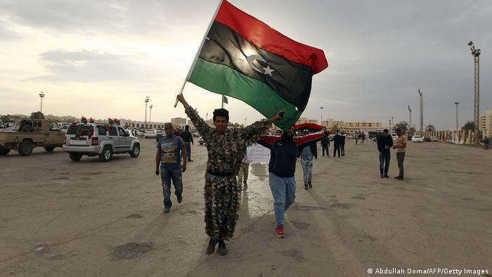 Ilustrasi Libya