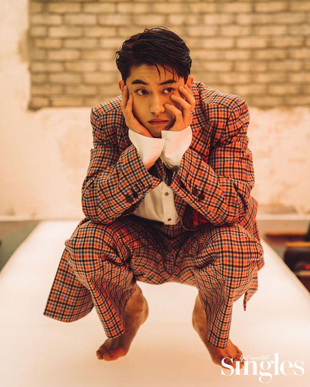 Fakta-fakta aktor Korea Kwang Dong Yeon