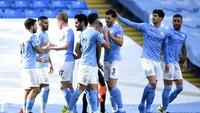 Man City Vs West Ham: Dua Bek Tengah Bikin Gol, Citizens Menang