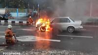 Pentingnya Memiliki Alat Pemadam Api Ringan di Mobil Pribadi