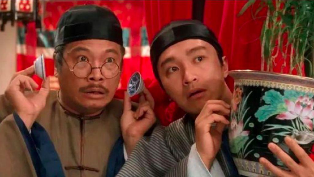 Tiada Stephen Chow Tanpa Ng Man Tat