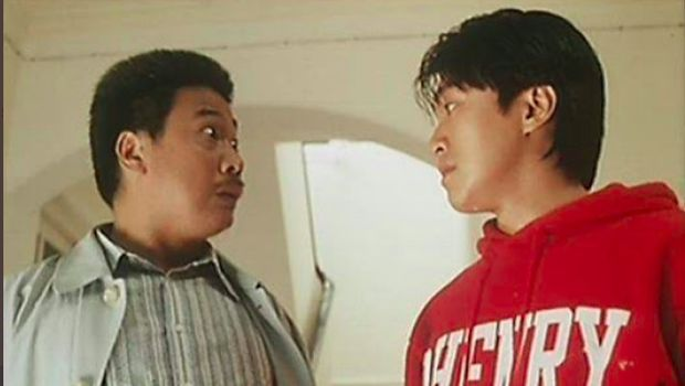 Ng Man Tat dan Stephen Chow