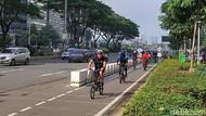 Goweser Minta Jalur Sepeda Permanen Diperbanyak: Minimalisir Polusi