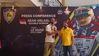 Bamsoet Dukung Sean Gelael agar Kembali Berprestasi di FIA WEC