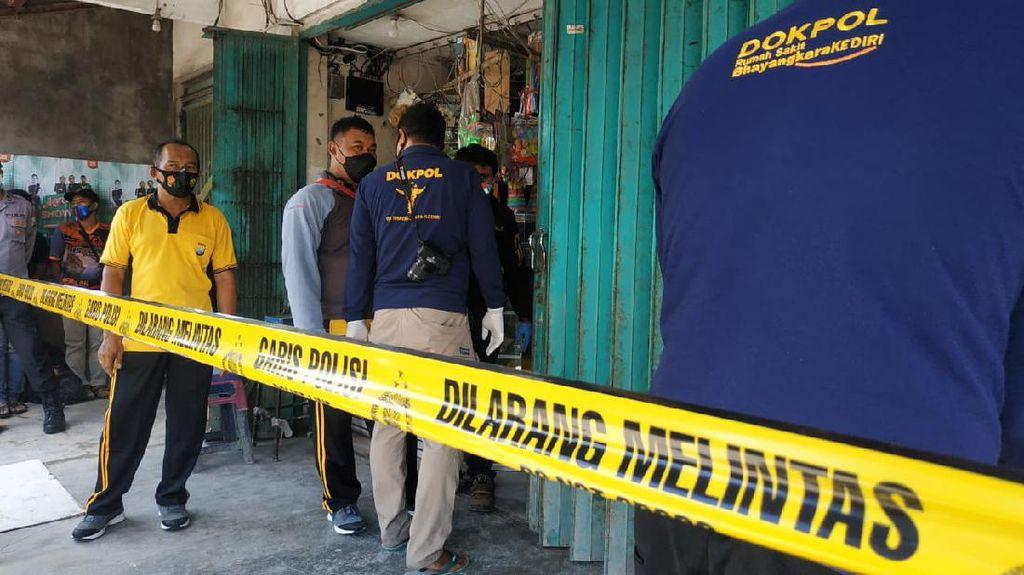 Polisi Pelototi CCTV Kasus Tewasnya Pemilik Toko di Blitar, Ini Hasilnya