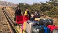 Perbatasan Korut Ditutup Selama Pandemi, Diplomat Rusia Dorong Troli 1 Km