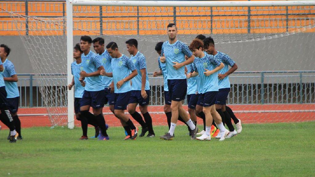 Persela Ditangani Dua Pelatih di Piala Menpora