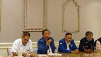 Siapkan KLB, Para Pendiri PD Anggap AHY Tak Mampu Pimpin Partai