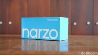 Unboxing Realme Narzo 30a, Calon HP Rp 1 Jutaan Bisa untuk Ngegame
