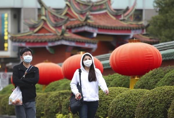 Selanjutnya ada Taipei di Taiwan. Kota ini memiliki tingkat obesitas yang rendah. Foto: AP/Chiang Ying-ying