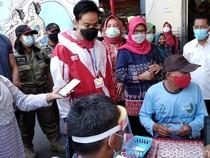 Usai Pedagang Pasar, Gibran Targetkan Vaksinasi Guru-Tokoh Masyarakat