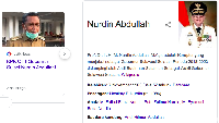 Ditangkap KPK, Wikipedia Nurdin Abdullah Ditambahi Koruptor