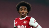 Berat bagi Willian Gabung ke Arsenal dari Chelsea