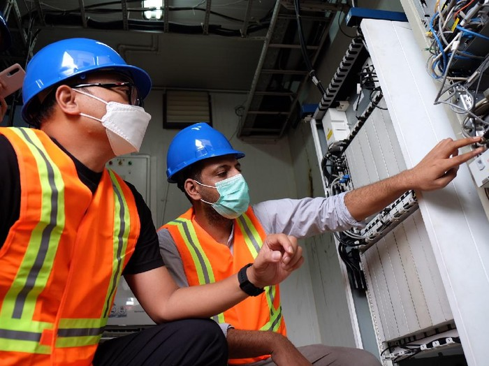 XL Axiata memastikan jaringan miliknya 100% telah beroperasi dengan normal setelah rentetan bencana alam menerjang sejumlah wilayah Indonesia.