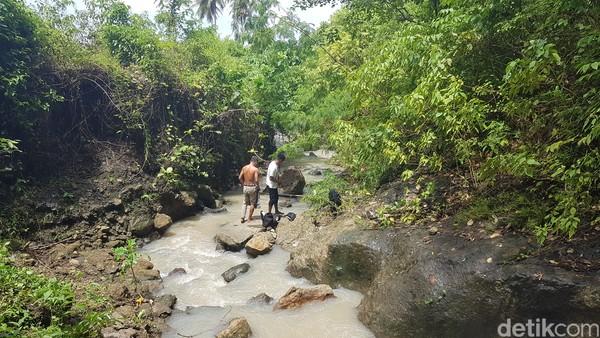 Tempat wisata alam ini masih gratis. (Abdy Febriady/detikcom)