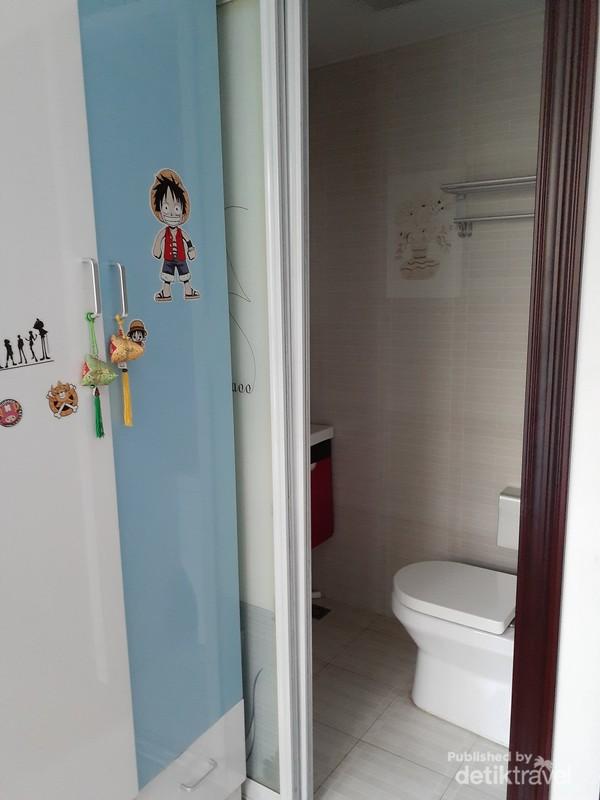 Toilet didalam kamar