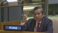 Kursi Myanmar di Forum PBB Jadi Ajang Sikut Sana-sini