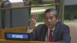 Aksi Dubes Myanmar untuk PBB Lawan Kudeta Usai Dipecat Junta