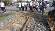 Urai Kemacetan, Gibran Minta Menhub Percepat Pembangunan Rel Layang